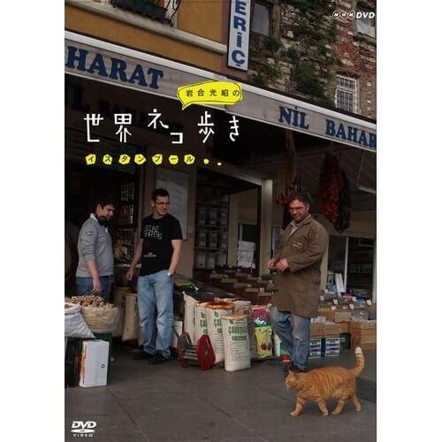 岩合光昭の世界ネコ歩き イスタンブールのDVDジャケット画像