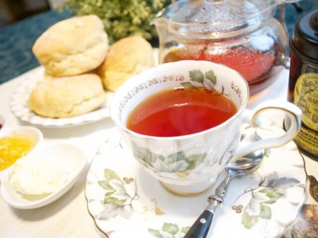 メープル紅茶
