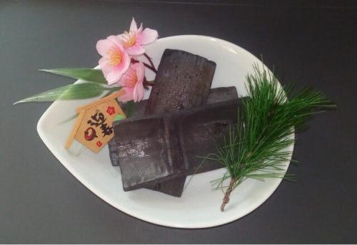 竹炭のインテリア