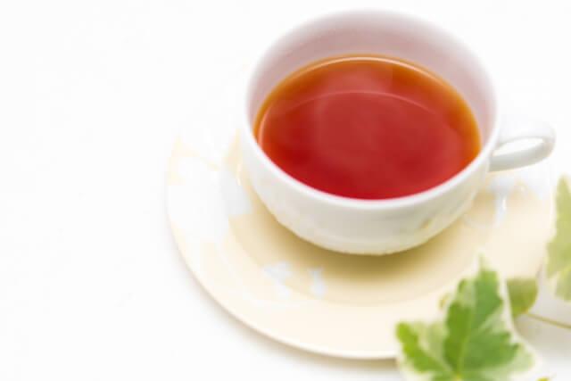 誰でも簡単にできるおいしい紅茶の淹れ方で作った紅茶