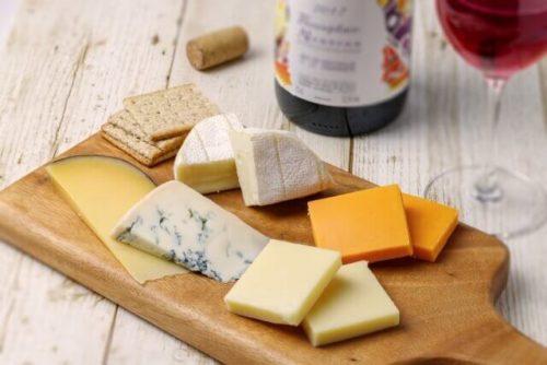 アミノ酸が豊富なチーズ