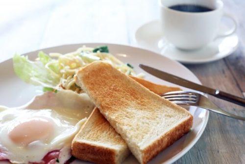 体内時計の乱れを整える朝食