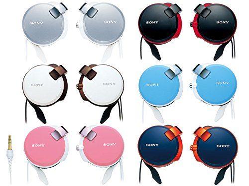 いろんな色のヘッドホン MDR-Q38LW 耳かけスタイルがある
