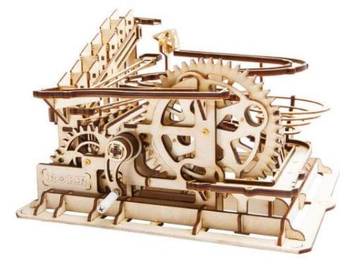 水車の立体パズル