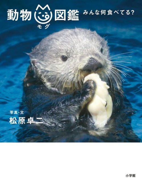 「動物モグ図鑑 みんな何食べてる?」の表紙